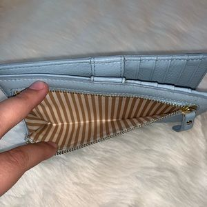 kate spade Bags - Kate Spade Cobble Hill Stacy Wallet-Wedgewood Blue
